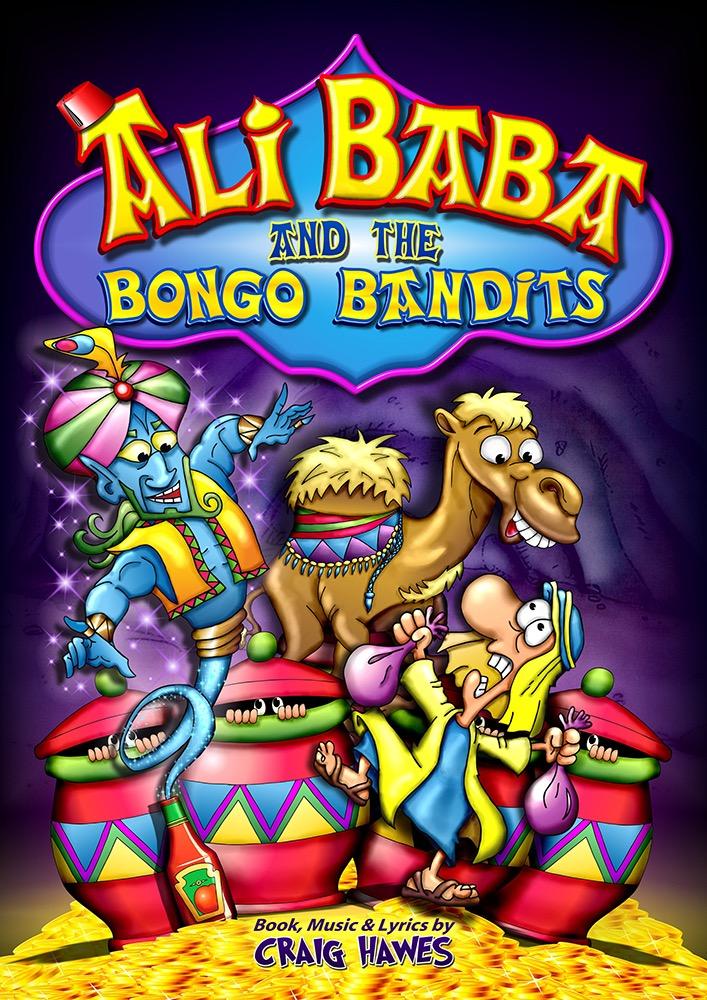 Ali Baba & the Bongo Bandits